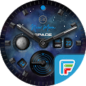 GRR | NEW MOON SPACE Watch Face icon