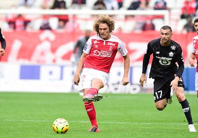 """Échec pour Reims, qui ne viendra pas à Sclessin : """"Un bloc de cinq défenseurs ..."""""""