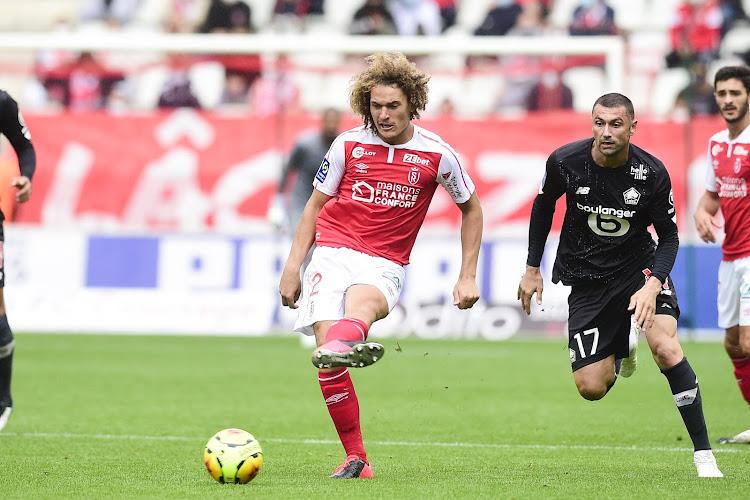 Ligue 1 : Reims, avec l'exclusion de Faes, s'incline à Angers, Lens poursuit sa bonne spirale