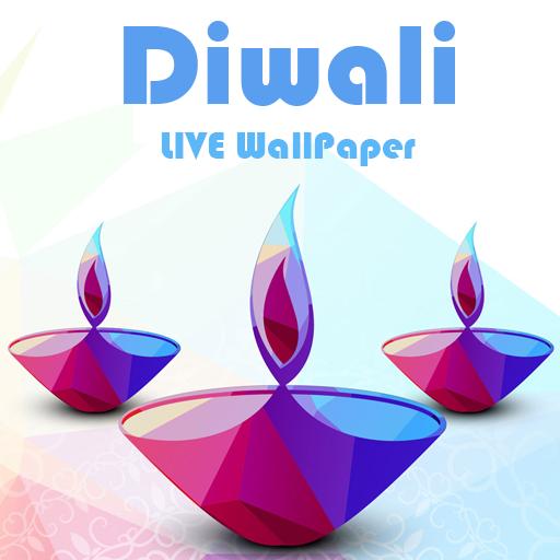 Diwali Live Wallpapers (GIF) 遊戲 App LOGO-硬是要APP