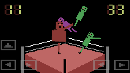 Wrassling - Wacky Wrestling - screenshot