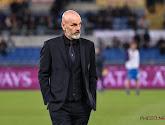 """Stefano Pioli : """"C'est une grande déception cette élimination"""""""