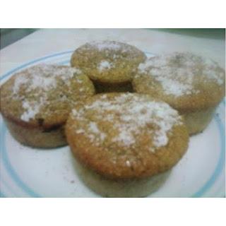 Black Tea Cupcakes