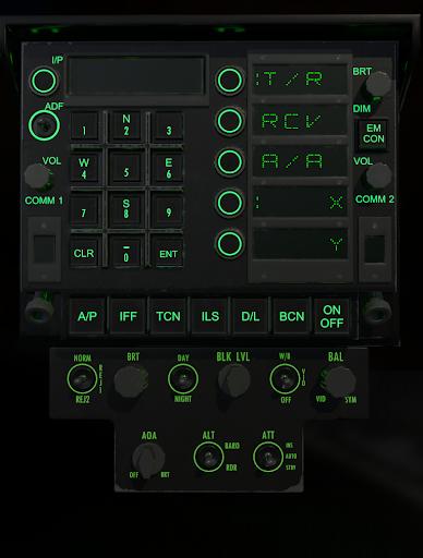 DCS Hornet UFC 1.0 screenshots 2