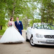 Wedding photographer Ganna Bichinova (GannaIrk). Photo of 08.07.2015