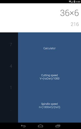 CNCalculator 1.0 screenshots {n} 11
