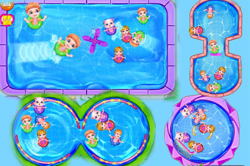 Happy Pool Park android2mod screenshots 5