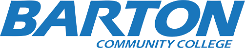 Logo of Barton Community College online pharmacy technician training program