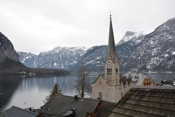 Campanile di Hallstatt (Austria) di akidelpre
