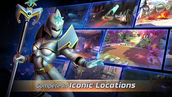 Power Rangers: Legacy Wars Screenshot