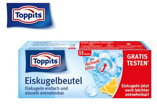 Bild für Cashback-Angebot: Toppits® Eiskugelbeutel - Toppits