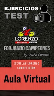 Lorenzo Competición - Test - náhled