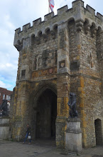 Photo: The City Gate from the outside.