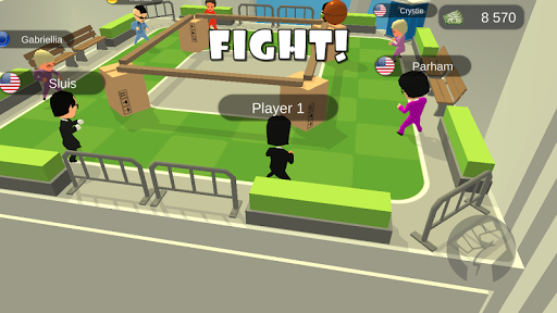 I, The One - Action Fighting Game apkmr screenshots 10
