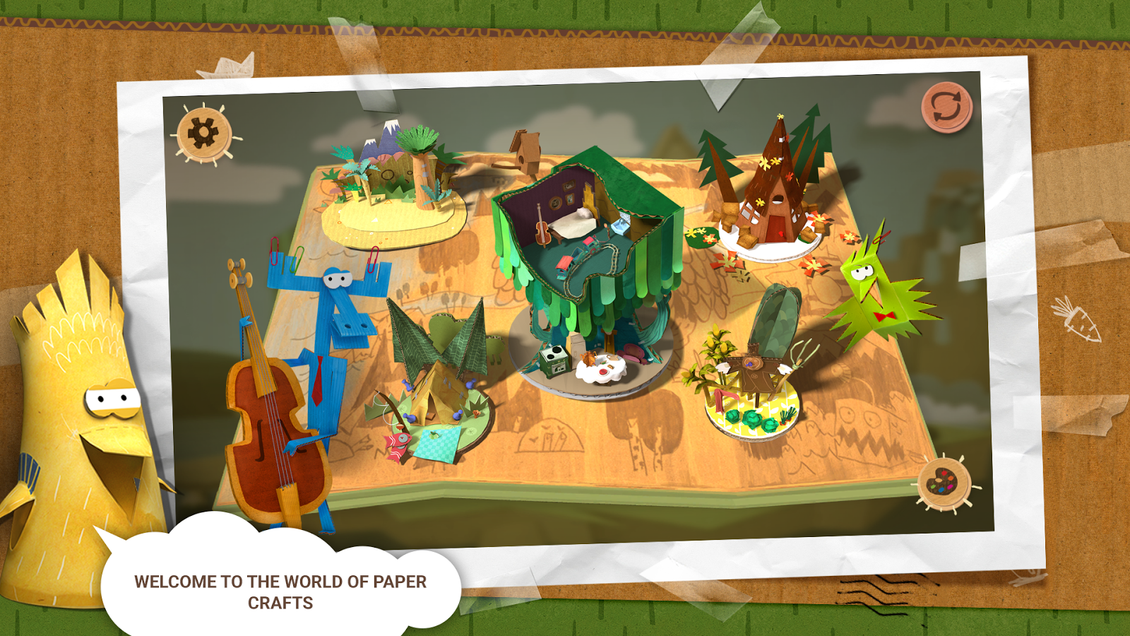 Paper Tales- screenshot