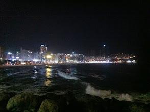 Photo: Haeundae at night