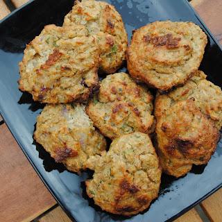 Oven Baked Falafel.