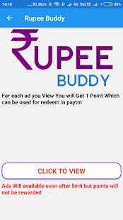 Rupee Buddy - Earn Paytm Money - náhled