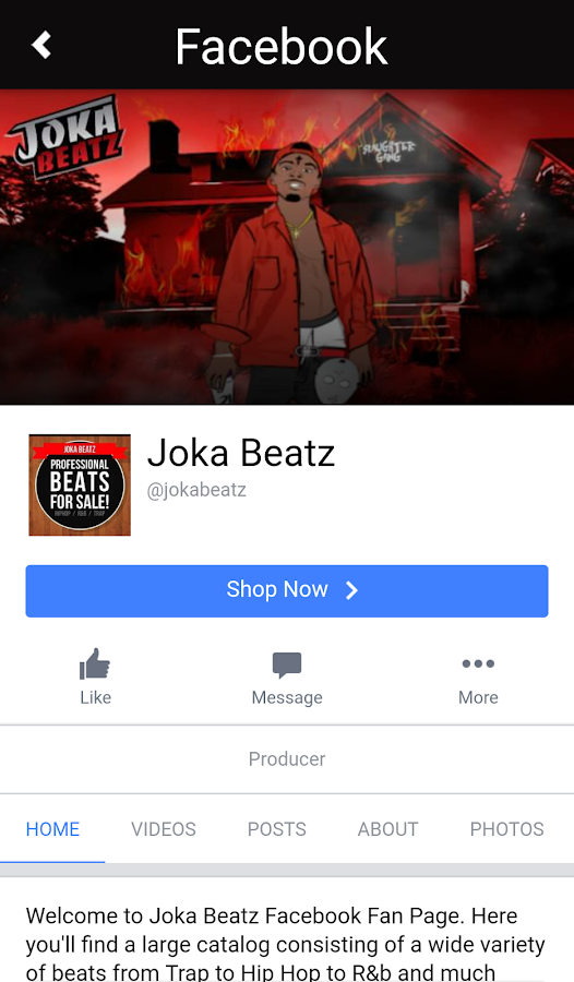 Joka Beatz- screenshot