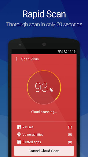 antivirus for android security pro apk