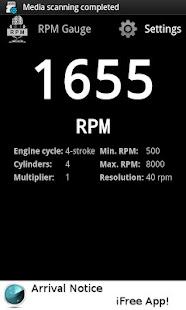 Acoustic Tachometer (RPM) - Apps on Google Play