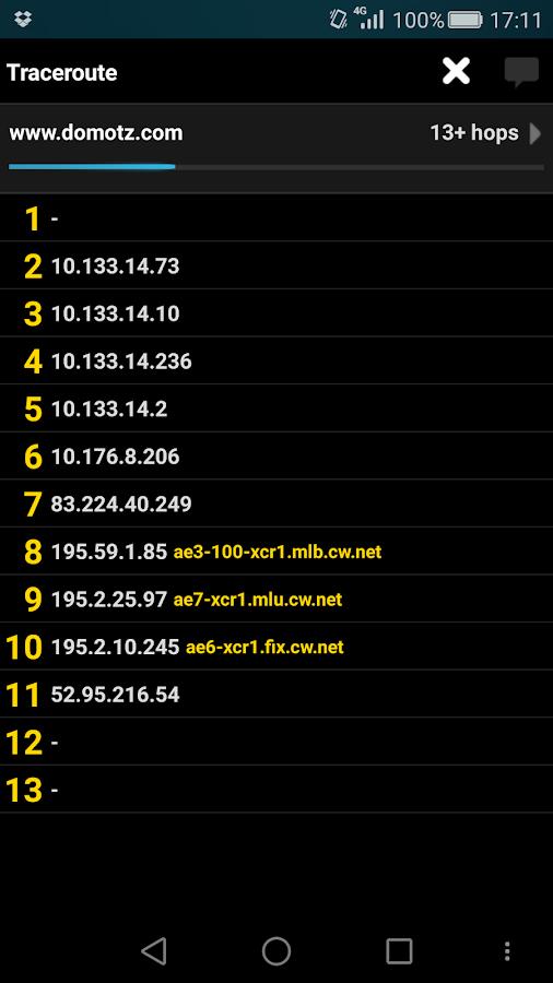 Fing - Network Tools – Screenshot