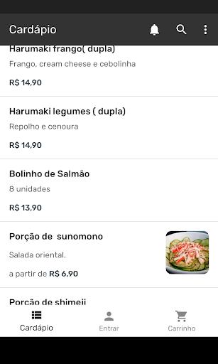 Subarashii sushi poa screenshot 2