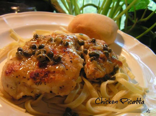 Chicken Picatta - Dee Dee's Recipe