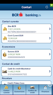 Touch 24 Banking BCR- screenshot thumbnail