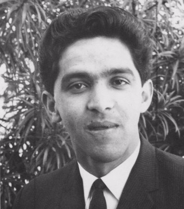 Ahmed Timol. Picture: AHMED TIMOL MEMORIAL WEBSITE