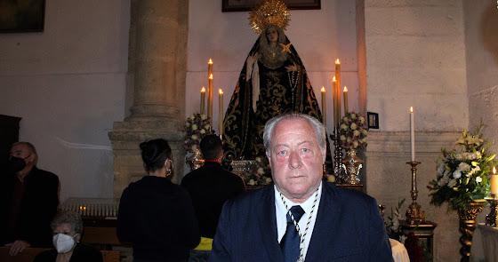 """""""Jesús de las Penas, del Rosario del Mar, tiene una historia muy bonita"""""""