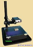 ขาตั้งกล้องถ่ายรูปพระเครื่อง รุ่น B45  ปรับก้มเงยได้ทุกองศา พร้อมอุปกรณ์ มีให้เลือก 2ขนาด