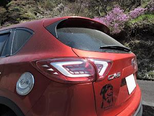 CX-5  LDA-KE2FWのカスタム事例画像 金時山のケンさんさんの2020年04月26日22:23の投稿