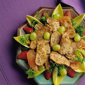 Fruited Pork Tenderloin Salad
