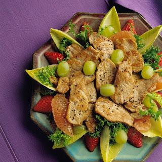 Fruited Pork Tenderloin Salad.