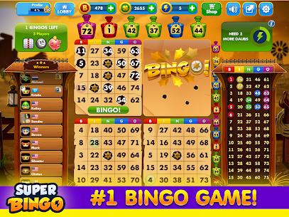 Super Bingo HD Free Bingo Game – Live Bingo 9