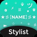 Stylish & Fancy Font Emoji Text Nick Maker icon