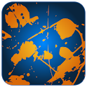 Drawchemy, abstract drawing icon