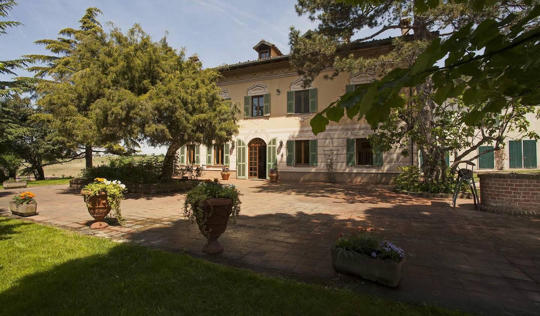 Villa avec jardin Rocca Grimalda
