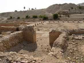 Photo: Herod's 3rd palace...הארמון השלישי של הורדוס