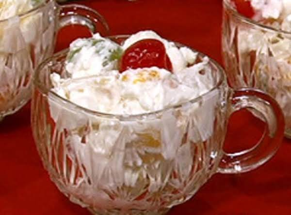The Chew Crew Ambrosia Salad Recipe