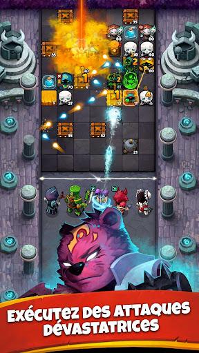 Télécharger Battle Bouncers - RPG Fantastique Casse Brique mod apk screenshots 3