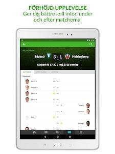 Fotbollskanalen screenshot 10