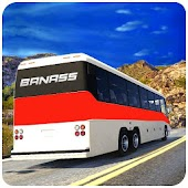 Mountain Bus: Safe Auto Drive 3D Sim