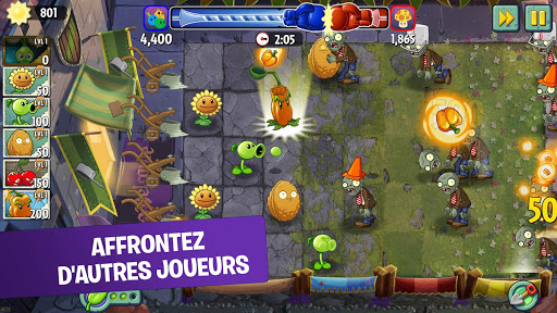 Plants vs. Zombies 2 Free  captures d'écran 4
