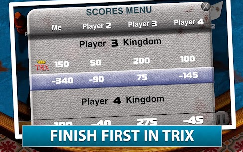 Trix: No1 Playing Cards Game in the Middle East 10