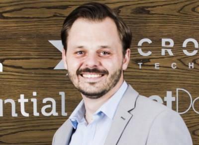 Marko Salic, CEO of ATG.