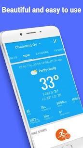 Amber Weather (Premium): Pronóstico del tiempo en ámbar 2