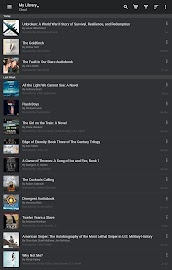 Audiobooks from Audible Screenshot 7
