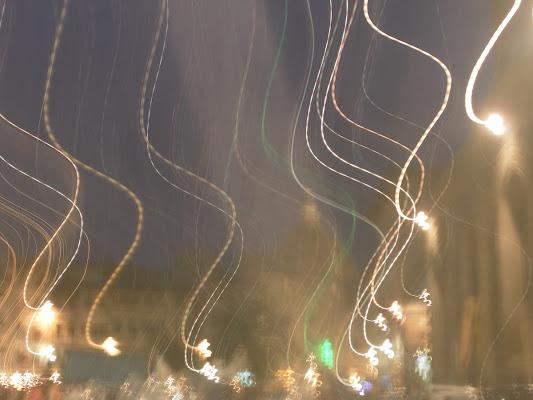 ..luci notturne.. di Nikaele